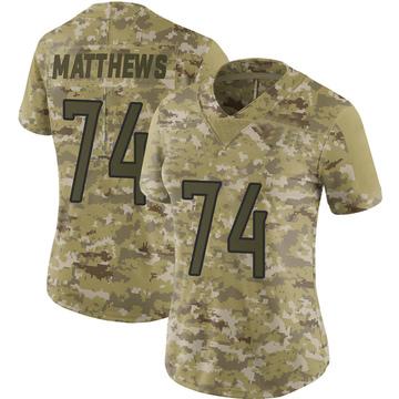 meet 5009b 0e1be Bruce Matthews Camo Jersey - Titans Store