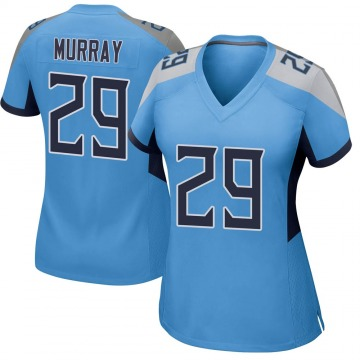 Women's Nike Tennessee Titans DeMarco Murray Light Blue Jersey - Game