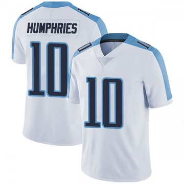 Youth Nike Tennessee Titans Adam Humphries White Vapor Untouchable Jersey - Limited