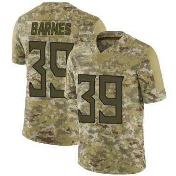 Youth Nike Tennessee Titans Alex Barnes Camo 2018 Salute to Service Jersey - Limited
