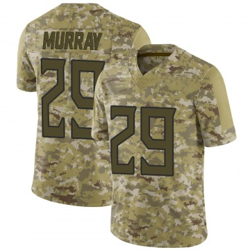 Youth Nike Tennessee Titans DeMarco Murray Camo 2018 Salute to Service Jersey - Limited