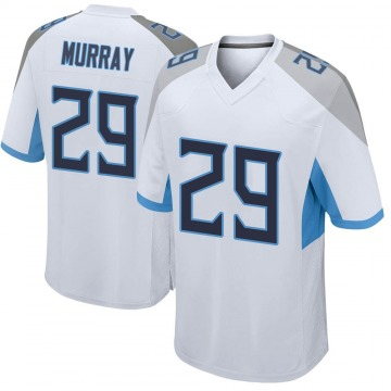 Youth Nike Tennessee Titans DeMarco Murray White Jersey - Game