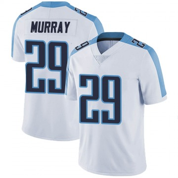 Youth Nike Tennessee Titans DeMarco Murray White Vapor Untouchable Jersey - Limited