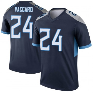 Youth Nike Tennessee Titans Kenny Vaccaro Navy Jersey - Legend