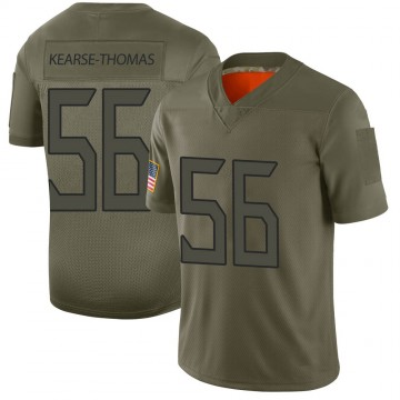 Youth Nike Tennessee Titans Khaylan Kearse-Thomas Camo 2019 Salute to Service Jersey - Limited