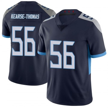 Youth Nike Tennessee Titans Khaylan Kearse-Thomas Navy 100th Vapor Untouchable Jersey - Limited