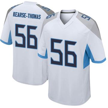 Youth Nike Tennessee Titans Khaylan Kearse-Thomas White Jersey - Game