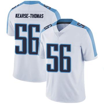 Youth Nike Tennessee Titans Khaylan Kearse-Thomas White Vapor Untouchable Jersey - Limited