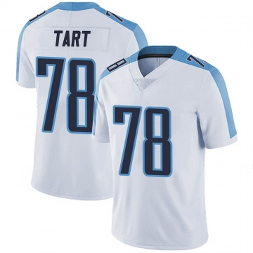 Youth Nike Tennessee Titans Teair Tart White Vapor Untouchable Jersey - Limited