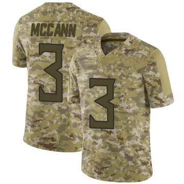 Youth Nike Tennessee Titans Tucker McCann Camo 2018 Salute to Service Jersey - Limited